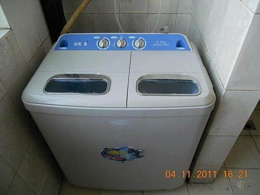 出售双桶洗衣机8.5公斤-洗衣机-二手库-中关村在线