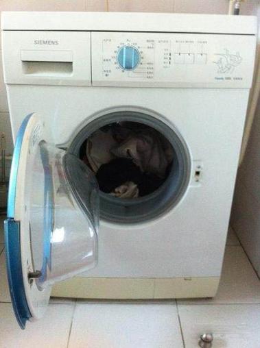 600元转一台西门子全自动洗衣机