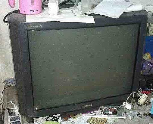 个人转让29寸彩色电视机
