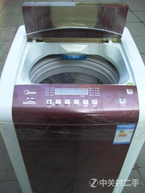 全新美的全自动洗衣机mb6533h全新商场样机免费送货