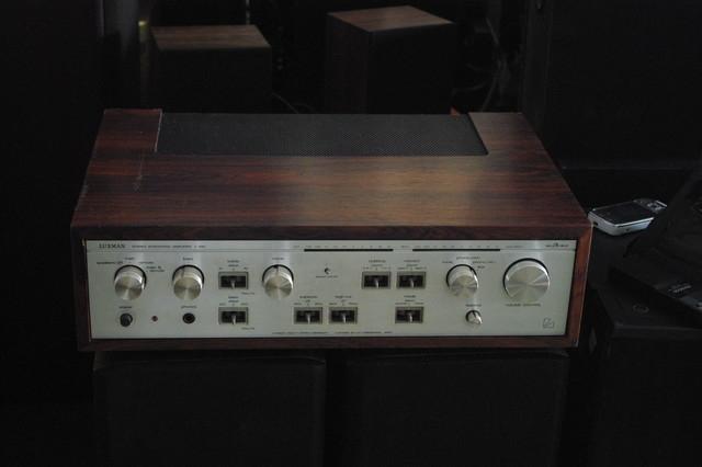 尊宝707i音箱一对5300元转让力士l480音乐功放